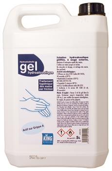 Hydroalkolisches Gel 5 Liter Kanister